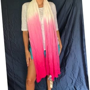 Pink & White Tommy Bahama Scarf